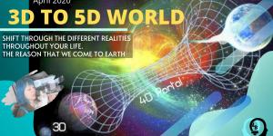 3D to 5D World Thumbnail Art