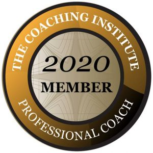 2020 Professional Coach member badge The Coaching Institute