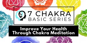 7 chakra Basic Series Blog featured image - Lowina Blackman