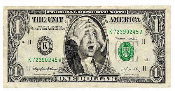 shocked dollar
